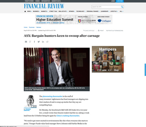 AFR - August 24, 2015